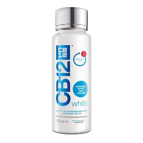 CB12 white Spüllösung - 1
