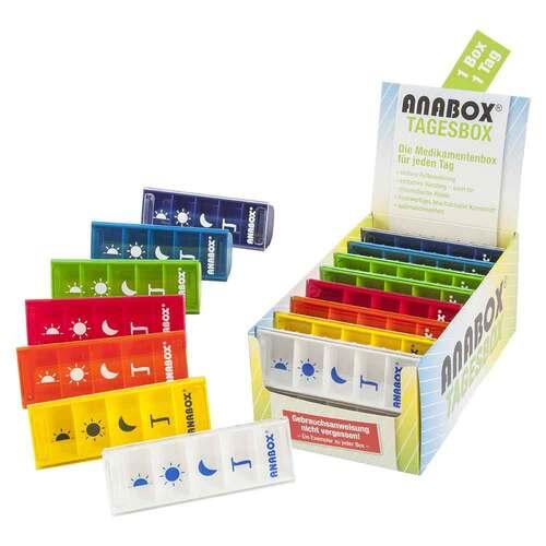 Anabox Tagesbox bunt Pikto - 3