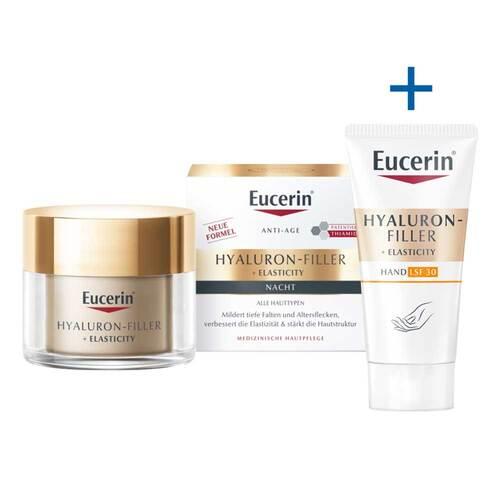 Eucerin Anti-Age Elasticity + Filler Nachtcreme - 1