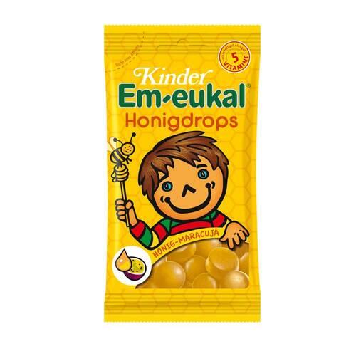 Kinder Em-eukal Honigdrops Maracuja zuckerhaltig - 1