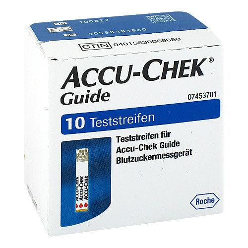Accu Chek Guide Teststreifen - 1