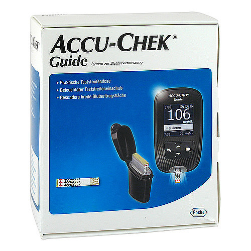 Accu Chek Guide Set mg / dl - 1