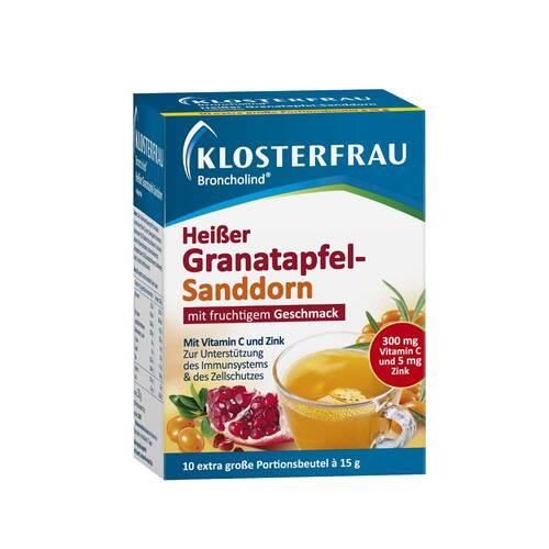 Klosterfrau Broncholind Heißer Granatapfel-Sandd. - 1