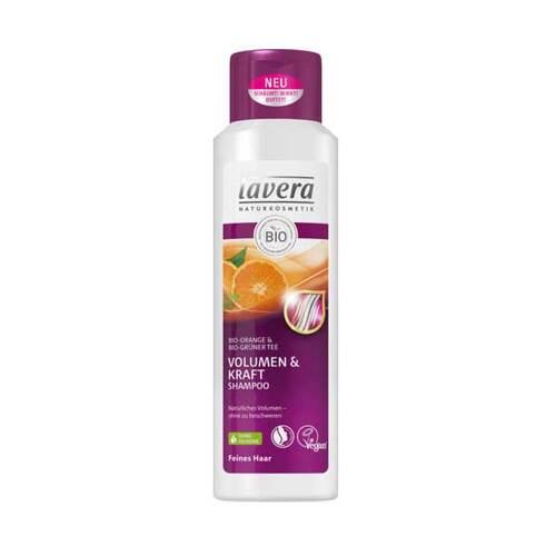 Lavera Haar Volumen & Kraft Shampoo - 1