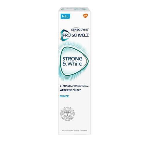 Sensodyne Proschmelz strong & white Zahnpasta - 2