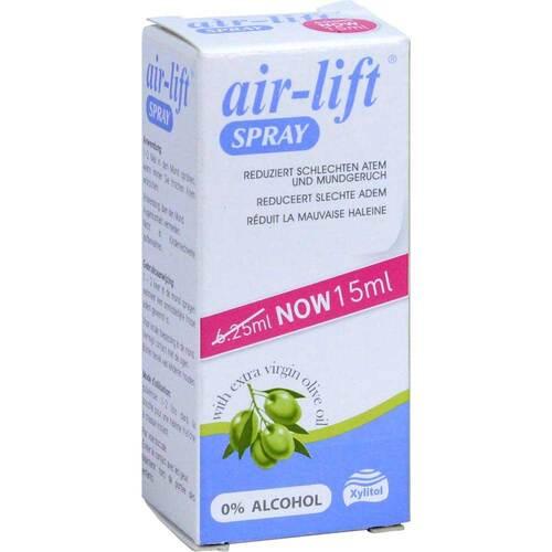 Air-Lift Spray gegen Mundgeruch - 1