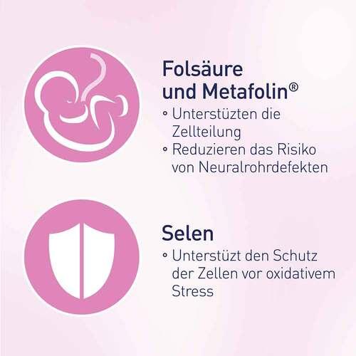 Elevit 1 Kinderwunsch & Schwangerschaft Tabletten - 2