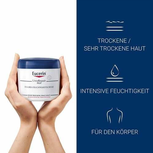 Eucerin UreaRepair Plus Körpercreme 5% - 3