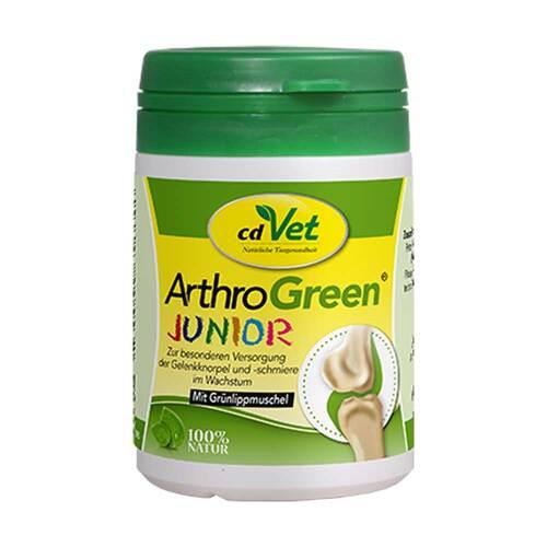 Arthrogreen Junior Pulver für Hunde und Katzen - 1