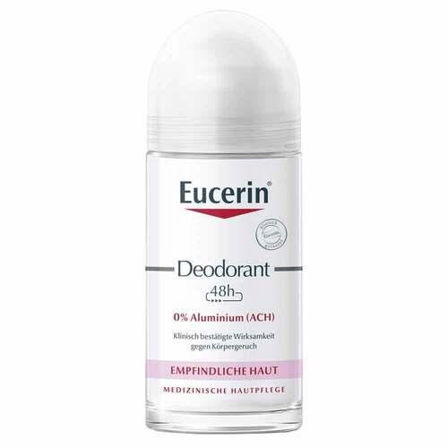 Eucerin Deodorant Roll-on 0% Aluminium - 1