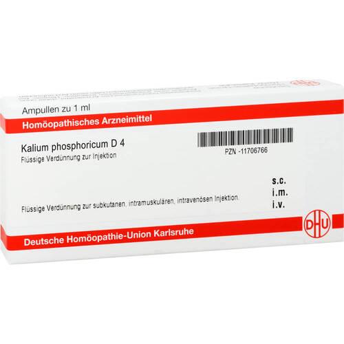 DHU Kalium phosphoricum D 4 Ampullen - 1