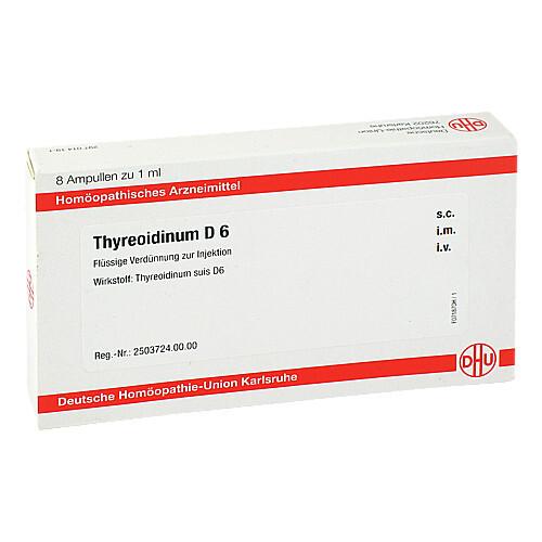 DHU Thyreoidinum D 6 Ampullen - 1
