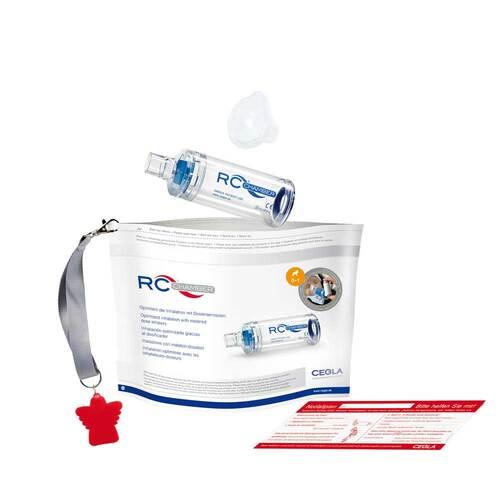 RC Chamber für Säuglinge 0 - 1 Jahr mit Maske - 1
