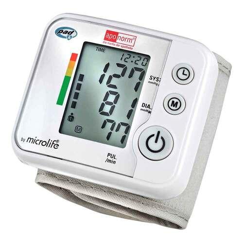 Aponorm Blutdruck Messgerät Mobil Basis Handgelenk - 1