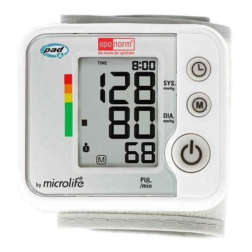 Aponorm Blutdruck Messgerät Mobil Basis Handgelenk - 2