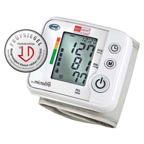 Aponorm Blutdruck Messgerät Mobil Basis Handgelenk - 4