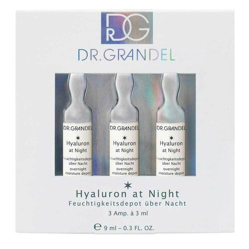 Grandel Professional Collection Hyaluron at night - 1