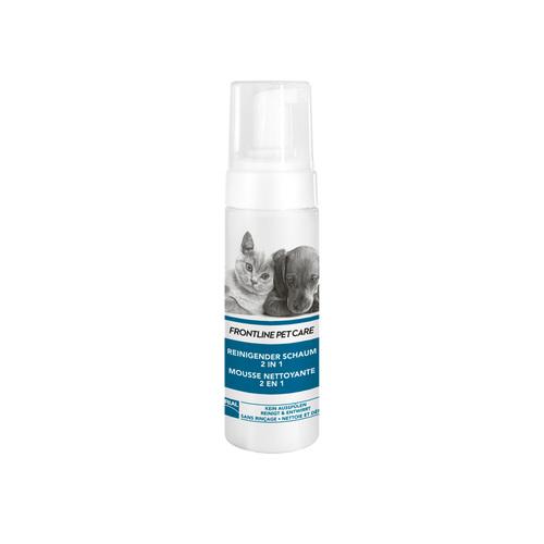 Frontline Pet Care reinigender Schaum 2in1 vet. (für Tiere) - 1