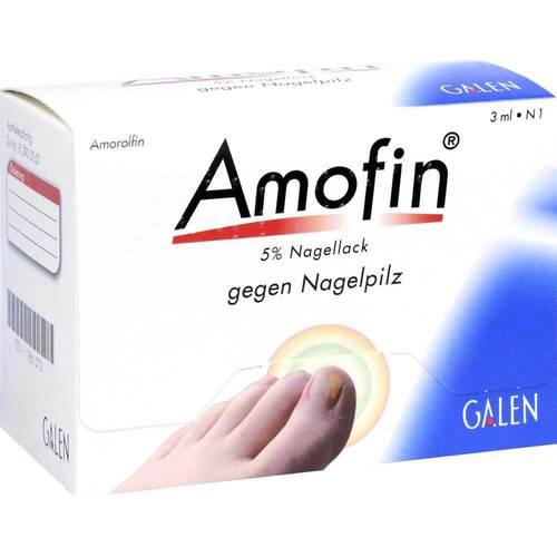 Amofin 5% Nagellack - 1