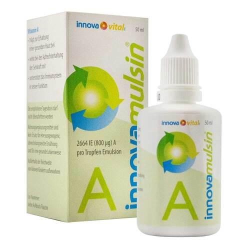 Innova Mulsin Vitamin A forte Emulsion - 1