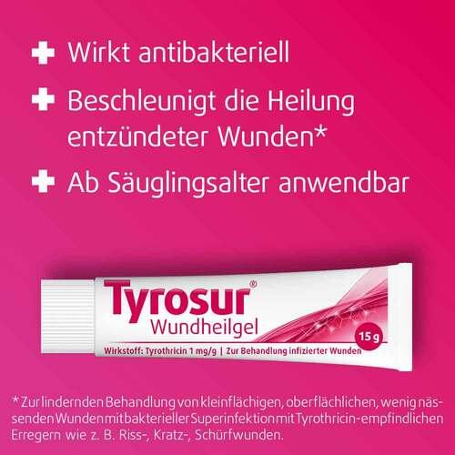 Tyrosur Wundheilgel - 3