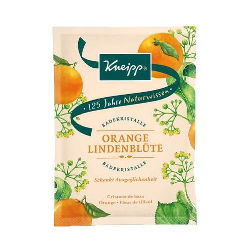 Kneipp Badekristalle Orange Lindenblüte - 1