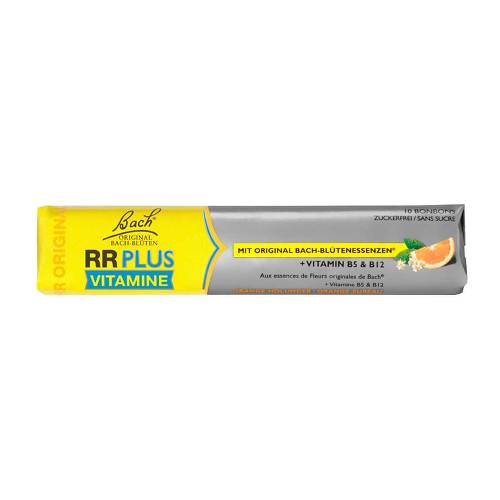 Bach RR Plus Bonbons Orange-Holunder - 1
