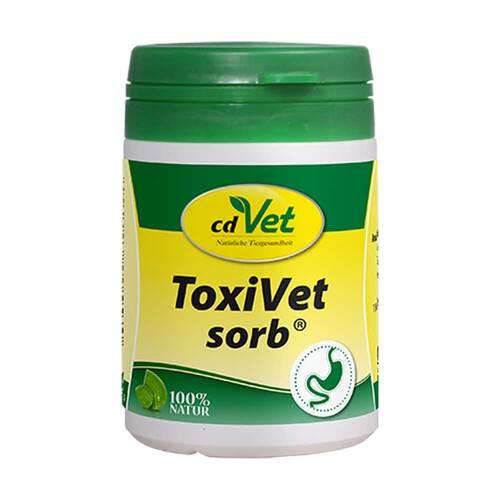 Toxivet sorb Pulver für Hunde und Katzen - 1
