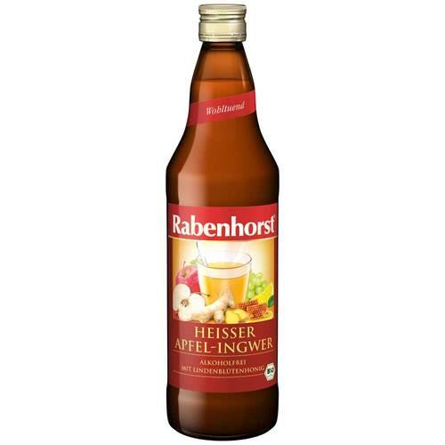 Rabenhorst heißer Apfel-Ingwer Bio Saft - 1
