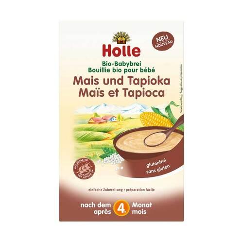 Holle Bio Babybrei Mais & Tapioka nach dem 4. Monat - 1