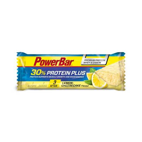 Powerbar Protein Plus 30% Lemon Cheesecake - 1