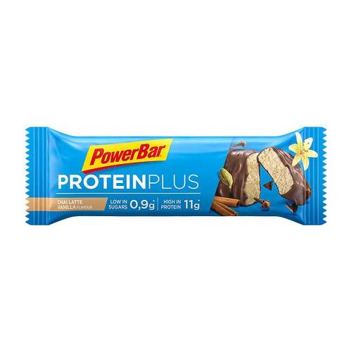 Powerbar Protein Plus Low Sugar Chai Latte Vanilla - 1