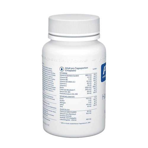 Pure Encapsulations Haut-Haare-Nägel Nutrikosmetik Kapseln - 4