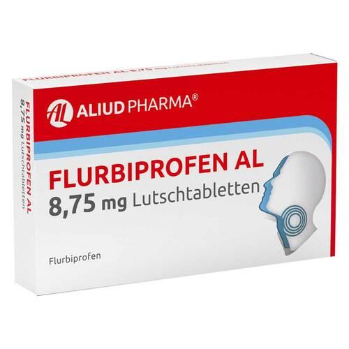 Flurbiprofen AL 8,75 mg Lutschtabletten - 1
