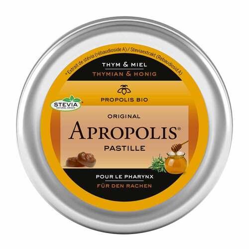 Propolis Apropolis Pastillen Thymian Honig - 1