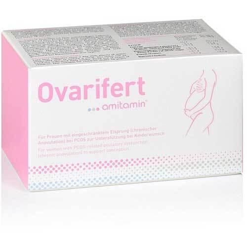 Amitamin Ovarifert Pcos Kapseln - 1