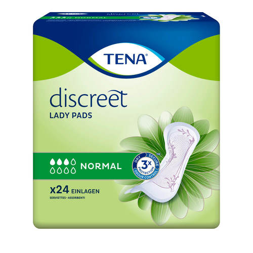 Tena Lady Discreet Einlagen normal - 1