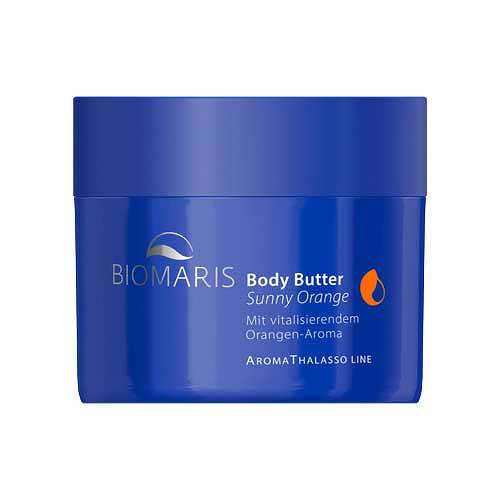 Biomaris Body butter sunny orange - 1