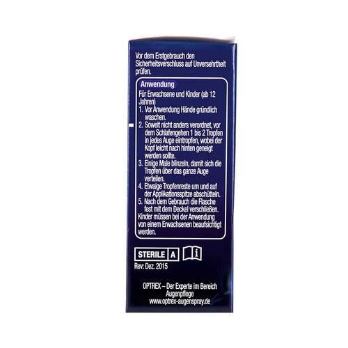 Optrex Nacht Intens Gel-Augentropen 0,4% Hyaluron - 2