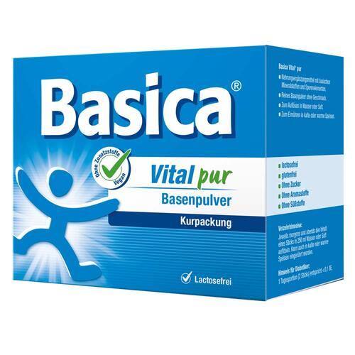 Basica Vital pur Basenpulver - 1