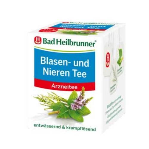 Bad Heilbrunner Blasen- und Nieren Tee Filterbeutel  - 1