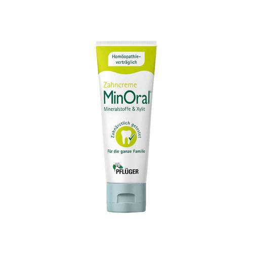 Minoral Zahncreme - 1