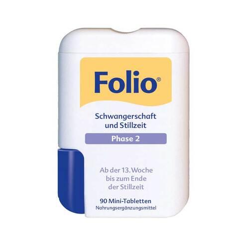 Folio 2 Filmtabletten - 1