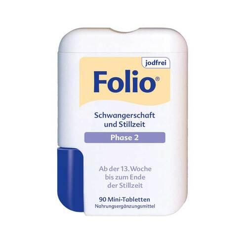 Folio 2 jodfrei Filmtabletten - 1