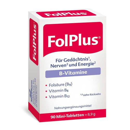 Folplus Filmtabletten - 1