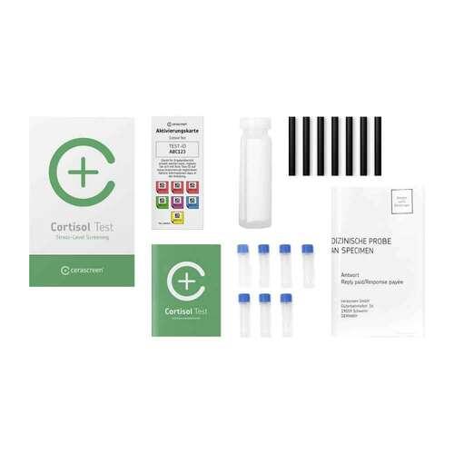 Cerascreen Cortisol Testkit - 2