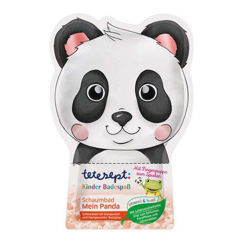 Tetesept Kinder Badespaß Schaumb.Mein Panda - 1