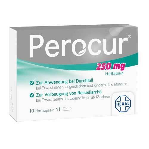 Perocur 250 mg Hartkapseln - 1