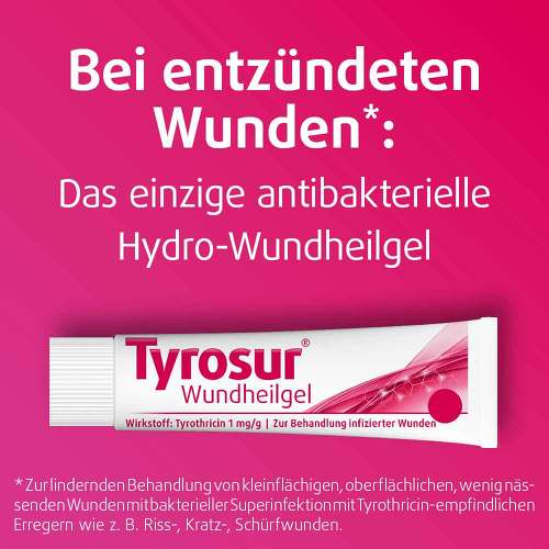 Tyrosur Wundheilgel - 4