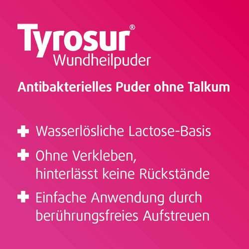Tyrosur Wundheilpuder - 2